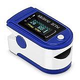 Oxímetro de pulso, monitor de oxígeno Monitor de ritmo car