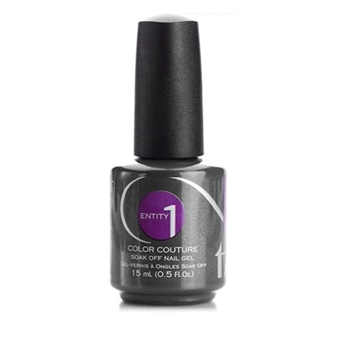 期待して学習国民投票Entity One Color Couture Gel Polish - Make Color, Not War - 0.5oz / 15ml