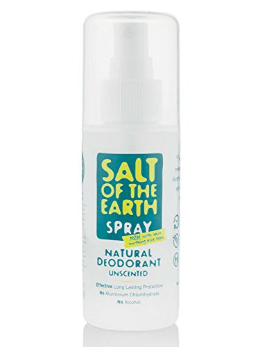 Natural Spray Deodorant (100ml) x by Salt Of the Earth