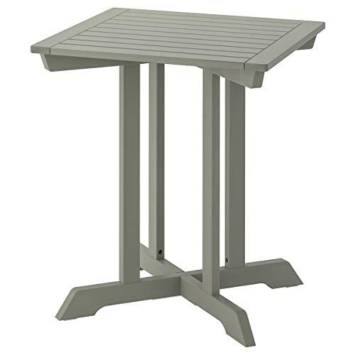 BONDHOLMEN Tisch Outdoor 65x74cm grau