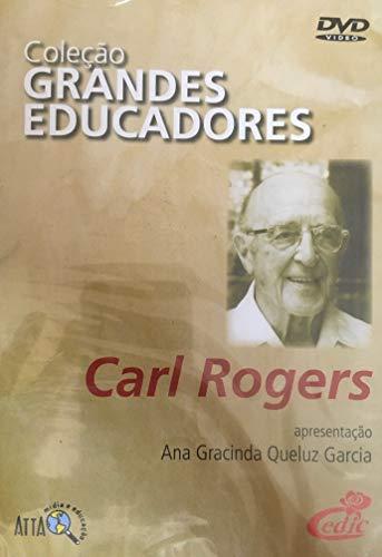 DVD Grandes Educadores - Carl Rogers