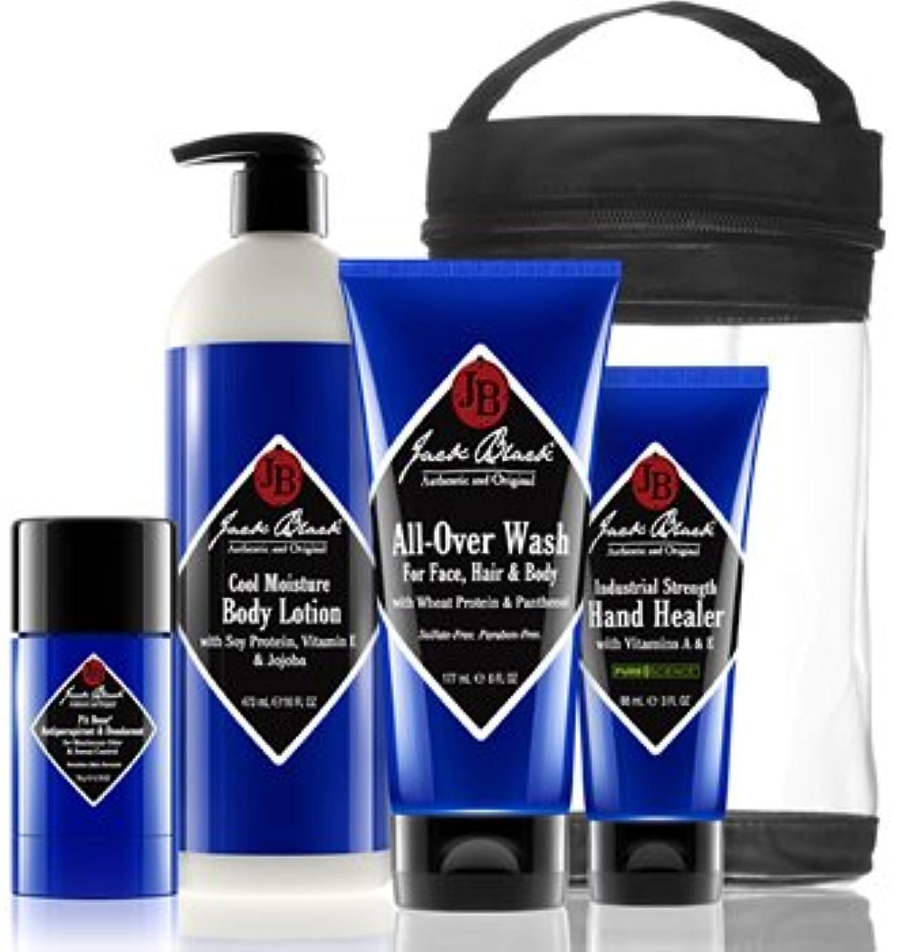 照らすなんでも失業者Jack Black Clean & Cool Body Basics (ジャック ブラック クリーン&クールベイシックス)