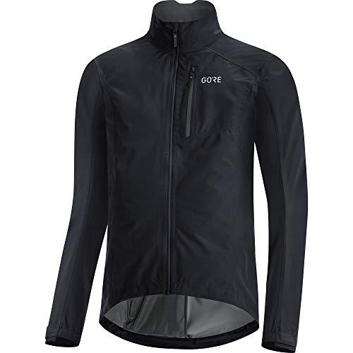 GORE WEAR Herren Gore-tex Paclite Jacke, black, XL EU
