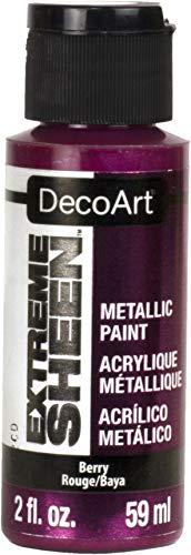Deco Art Extreme Sheen Berry, Bacca, taglia unica
