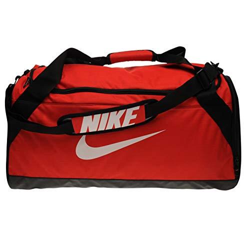 Nike Unisex Sporttasche Brasilia 6, rot, 62 x 33 x 33 cm, 68 Liter, BA4829-601