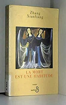 Paperback La mort est une habitude [French] Book
