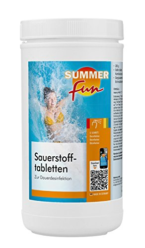 Summer Fun 502010767 Sauerstofftabletten, 1.2 kg