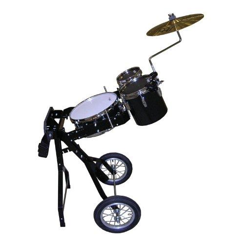 Schlagzeugwagen für Kinder Komplettset