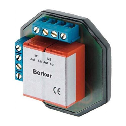 Berker RolloTec Trennrelais 2930 HAUSELEKTRONIK Trennrelais Jalousie 4011334262305