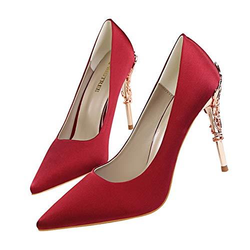 Moquite Zapatos Mujer Zapatos De Tacón Mujer Primavera Verano Sandalias Fiesta High Heels De Tacón Alto Sandalias De Tacón Zapatos
