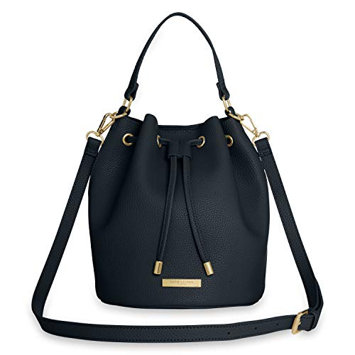Designed by Katie Loxton, this must-have Large Chloe Bucket Bag is the perfect size for a day out of adventures; It's sure to be a year-round staple This bag is the ideal way to carry your everyday essentials around stylishly; Measures approximately ...