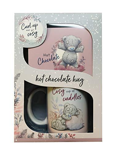 Me to You Hot Chocolate Mix & Ceramic Mug Gift Set Curl Up & Get Cosy