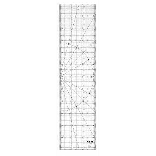 Olfa MQR-15x60 - Regla para Patchwork (15 x 60 cm)