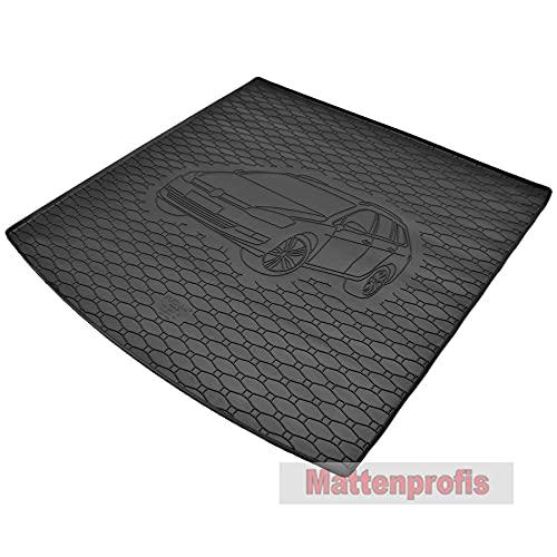 Mattenprofis Gummimatte Kofferraumwanne GKK passend für VW Golf 7 VII Variant oberer Boden ab Bj. 2013