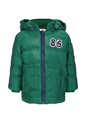 s.Oliver 65.410.51.7266, Blouson Bébé garçon, Vert (Dark Green 7674), FR: 6 Mois (Taille Fabricant: 68)