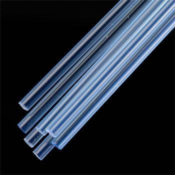 """90253 Rod Round Fluorescent Blue 1/8"""" (7)"""