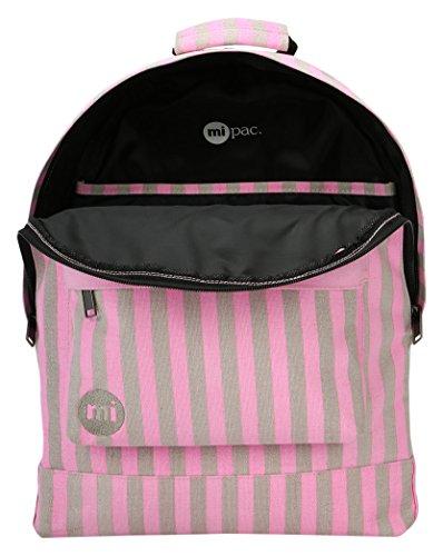 Mi-Pac Premium Print Backpack Mochila Tipo Casual, 41 cm, 17 litros, Seaside PK/SND