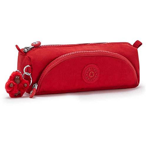 Kipling Mignon : 6,5 x 22 x 7 cm, Couleur cerise. (Rouge) - K09406QB7