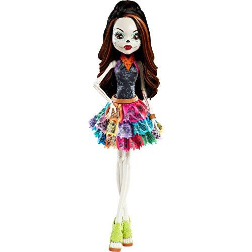 Monster High Doll Gore-geous Ghoul Skelita Calaveras Beast Freaky Friend 28
