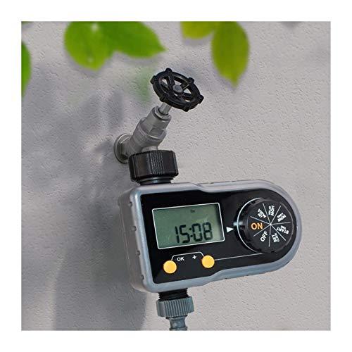 El riego Sistema de riego Controlador Programable grifo de la manguera del temporizador