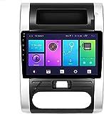 Sat Nav Android 10.0 Coche Estéreo Doble Din Para Nissan X-trail Qashqai 2008-2013 Gps Navegación Gps Naveja De La Cabeza De 10 Pulgadas Mp5 Multimedia Player (Size:ocho núcleos,Color:WIFI:1GB+16GB)