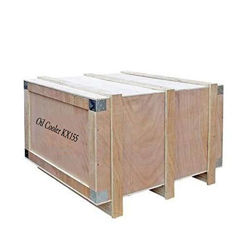 HIERTURB Hydraulic Oil Cooler for Kubota KX155 KX163 KX165
