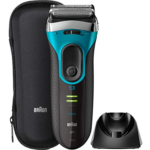 Braun 3 Series Wet and Dry Shaver, 1.2 Pound