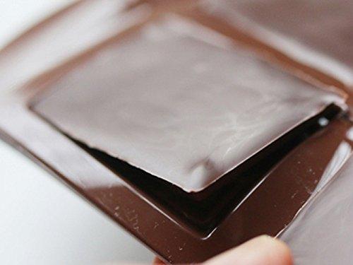 cottaシリコマートイージーチョコSCG11タブレット茶3.8×2.8×H0.45cm88790