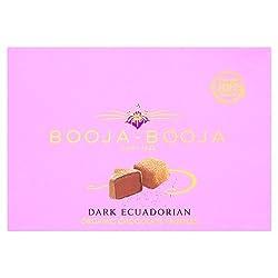 Adventurously aromatic, these deeply dark truffles are made with 100% pure dark chocolate. Dairy, Gluten & Soya Free Organic Vegan