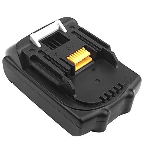 ADVNOVO 18V 3.0Ah Batería de Reemplazo para Makita 18V BL1830 BL1860B BL1860 BL1850B BL1850 BL1840B BL1840 BL1830B LXT-400