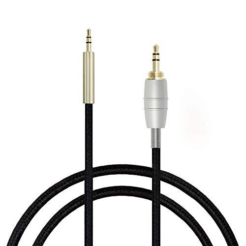 MiCity Upgrade Audio Kabel Kopfhörer Cable für Bang & Olufsen B&O H6 H8 (1.2m)