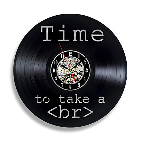 HTML Code Wall Clock