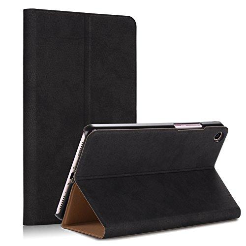 TenYll Xiaomi Mi Pad 4 Cover, Ultrasottile Custodia in Pelle PU, Leggera Folio Custodia per Xiaomi Mi Pad 4 Custodia Tavoletta