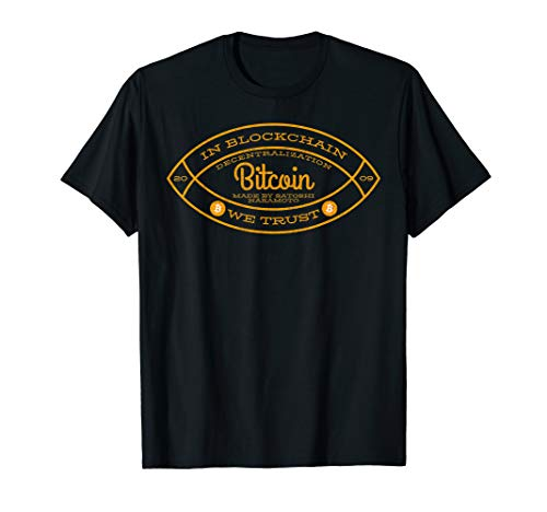 Bitcoin T shirt for bitcoin hodler of last resort - satoshi