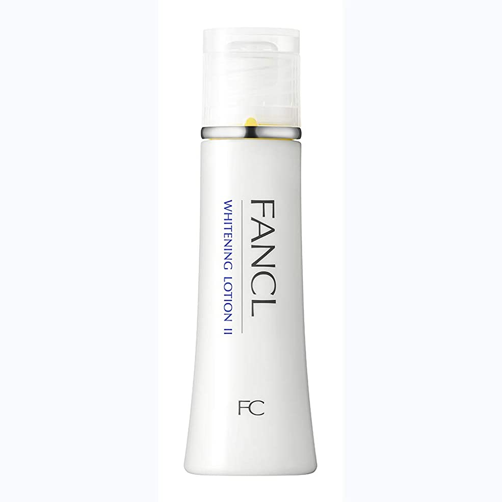 三角ブルーベル注釈を付ける<医薬部外品>新ファンケル(FANCL) ホワイトニング 化粧液 II しっとり 1本 30mL