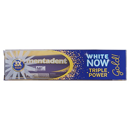 MENTADENT WN 3POWER GOLD 50ML