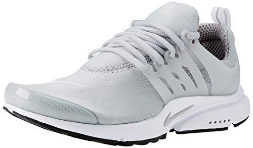 Nike Air Presto, Zapatillas para Correr Hombre, Lt Smoke Grey LT Smoke Grey White Black, 46 EU
