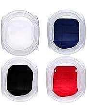 Electomania® Collapsible Light Ten Studio Soft Box Shooting Tent Softbox Cube Box 60X60X60 cm