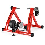 Bike Trainer, Magnetic Bicycle Stationary Stand for Indoor Exercise Riding, Portable, Quick Release...