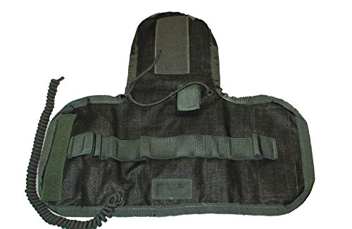 Sekri USGI Military Genuine IFAK Improved Individual First Aid Pouch Kit ACU Insert Only NSN 6545-01-531-3147 by Sekri