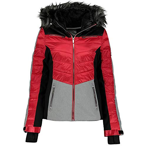 McKINLEY Damen Jacke Deverly, Red, 42
