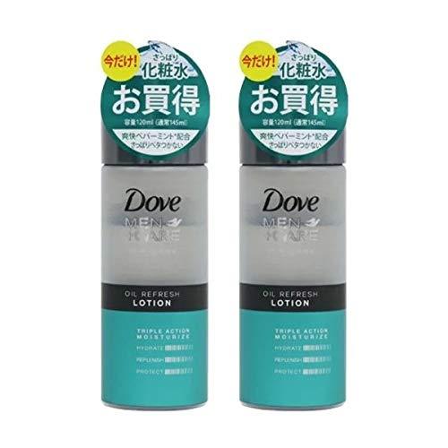 ダウ『ダヴメン+ケア オイルリフレッシュ 化粧水』