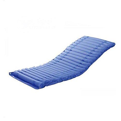 Prävention des wundliegens Matratze Relief Homecare Air Matratze mit Pumpe Medical Health System abwechselnd Air Druck Matratze für das Relief, blau