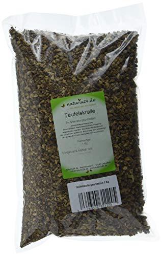 Naturix24 Teufelskralle geschnitten - Beutel, 1er Pack (1 x 1 kg)