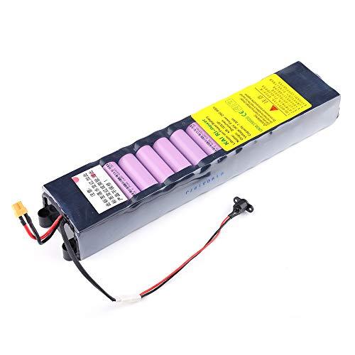 Goolsky- 36V 7800mAh Batería de Litio Batería de Repuesto Recargable para Smart Scooter Eléctrico Plegable