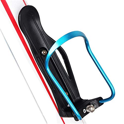 MWQCEW Soporte for Botella de la Bici del Deporte Ciclismo Ajustable Botella de Agua de la Jaula de Accesorios de la Bicicleta Jaula de la Botella Titular de Montaje para Viajes al Aire libr