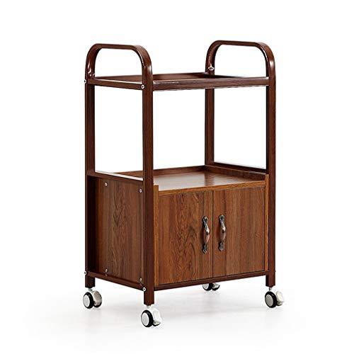 Vestíbulo 3 niveles de alta capacidad de laminación de la compra, el marco de madera panel del metal Gabinete de almacenamiento de Vestir dormitorio sala de racks de almacenamiento de oficina para alm
