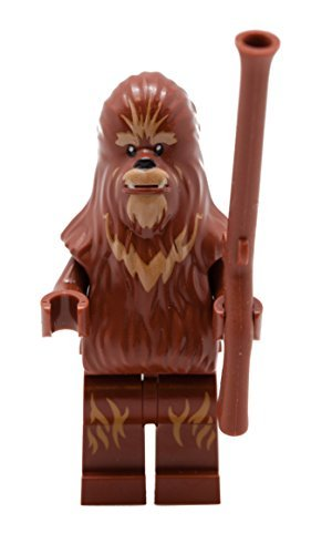 LEGO 75084 Wookie Warriors Minifigure Wookiee Gunship Star Wars by