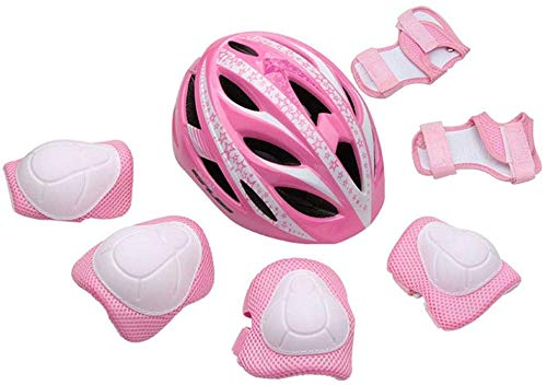 XZ Conjunto de casco portátil para niños S-Balance Car Bicicleta Patineta Patinaje...