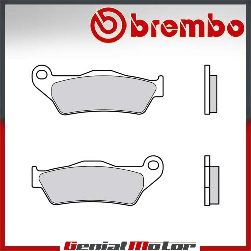 Brembo - Pastillas de freno traseras 07BB28.SP para R 1200 RT 1200 2005 > 2013
